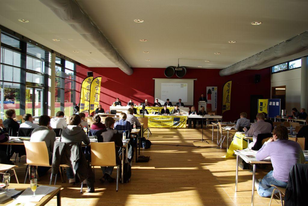 Landeskongress in Nordfriesland